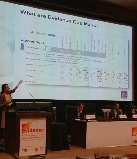 Challenges and opportunities for evidence mapping: lessons from an international context Mrs. Birte Snilstveit – 3ie, United Kingdom